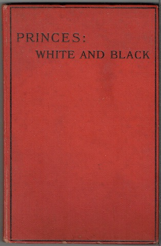 Image for Princes: White And Black