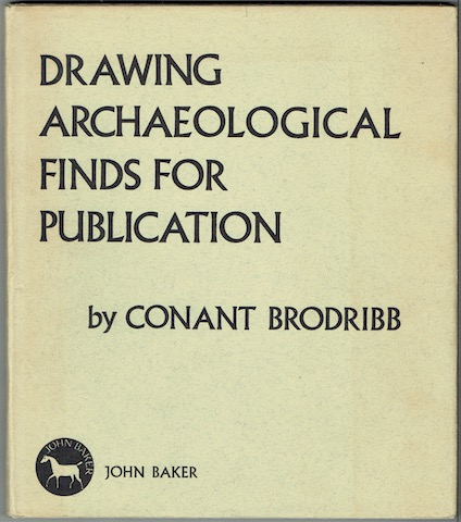 Image for Drawing Archaeological Finds For Publication