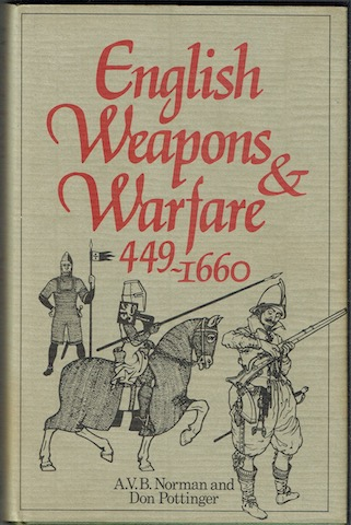 Image for English Weapons & Warfare 449-1660