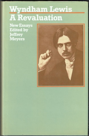 Image for Wyndham Lewis: A Revaluation