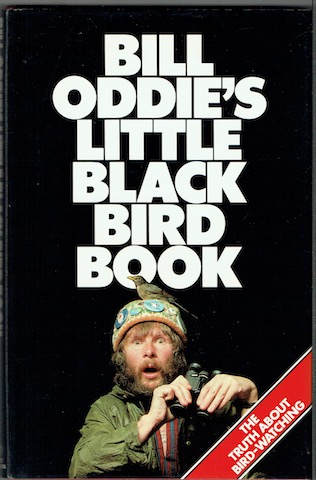 Image for Bill Oddie's Little Black Bird Book (Signed)