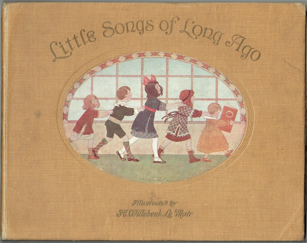 "Image for Little Songs Of Long Ago: ""More Old Nursery Rhymes"""