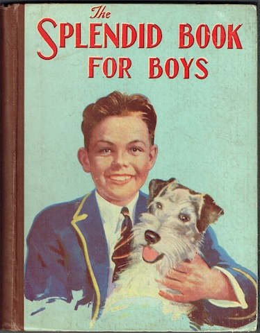 Image for The Splendid Book For Boys