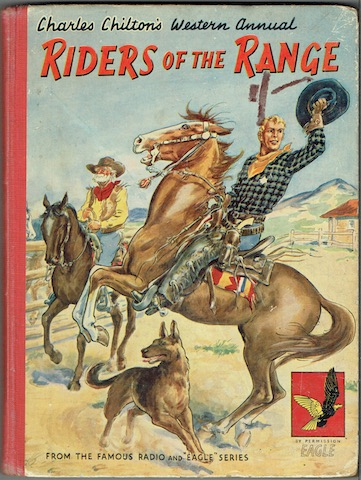 Image for Charles Chilton's Western Annual: Riders Of The Range