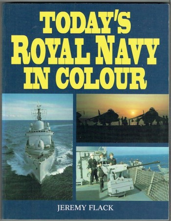 Image for Today's Royal Navy In Colour