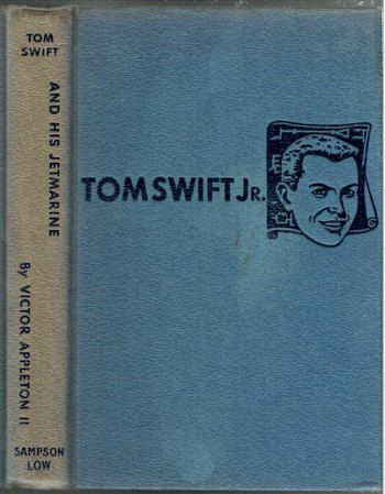 Image for Tom Swift And His Jetmarine