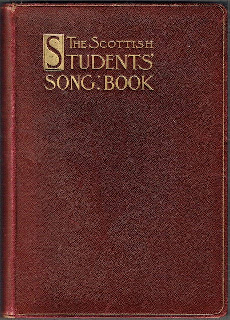 Image for The Scottish Students' Song Book
