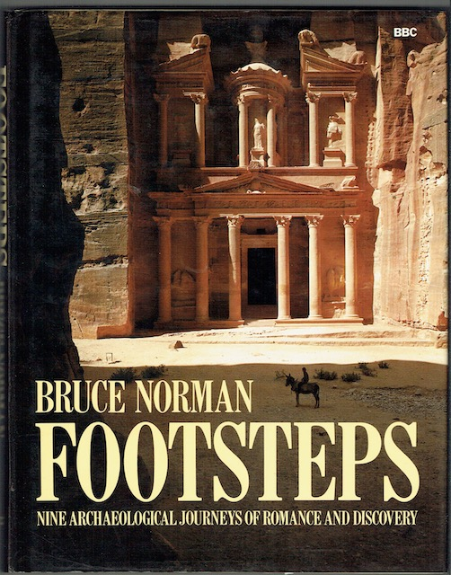 Image for Footsteps: Nine Archaeological Journeys Of Romance and Discovery