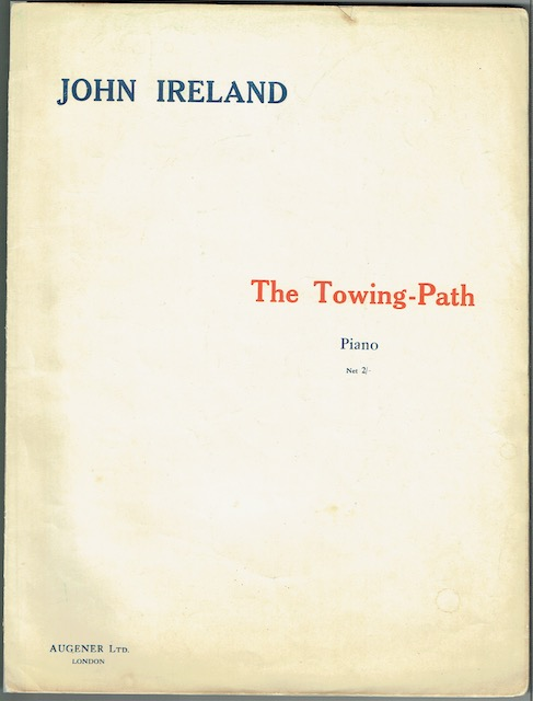 Image for The Towing Path: Piano