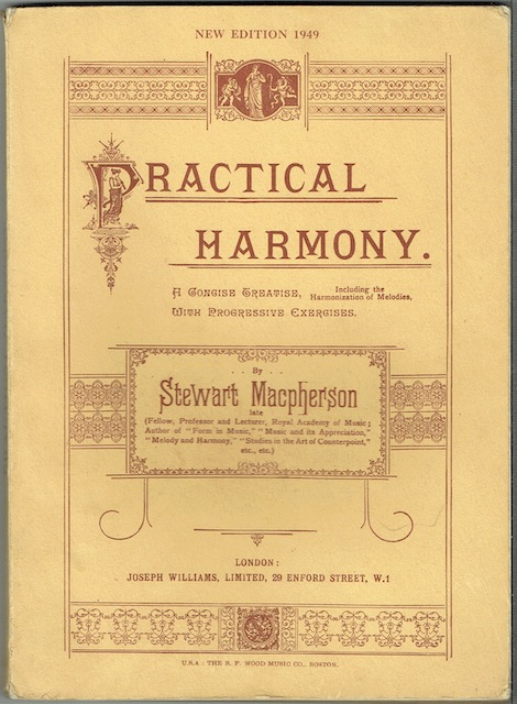 Image for Practical Harmony: A Concise Treatise, Including The Harmonization Of Melodies, With Progressive Exercises