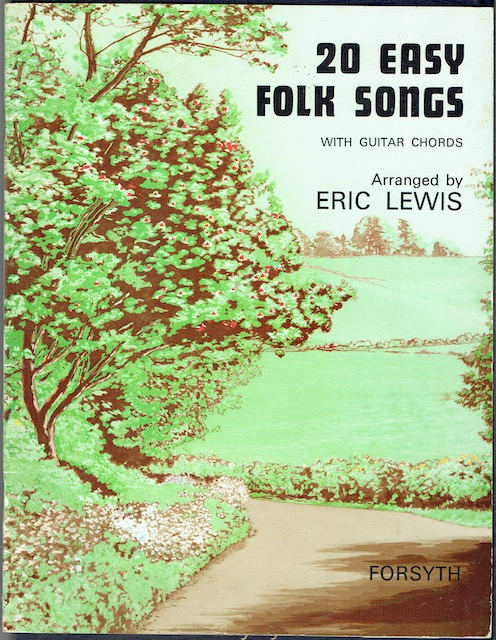 Image for 20 Easy Folk Songs