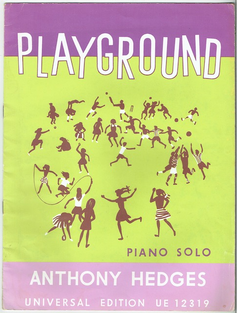 Image for Playground: Piano Solo Grade 1 (UE 12319)