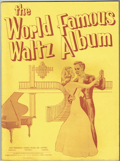 Image for The World Famous Waltz Album
