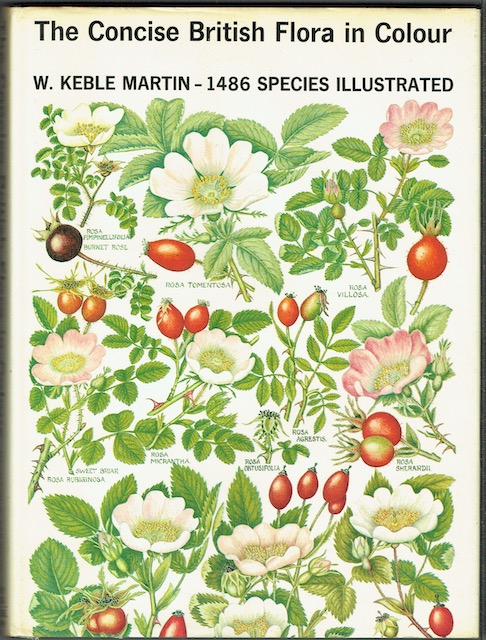 Image for The Concise British Flora In Colour