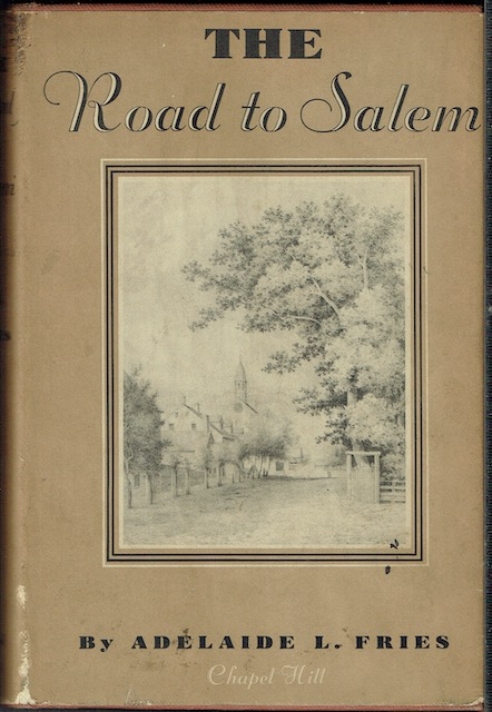 Image for The Road To Salem (signed)