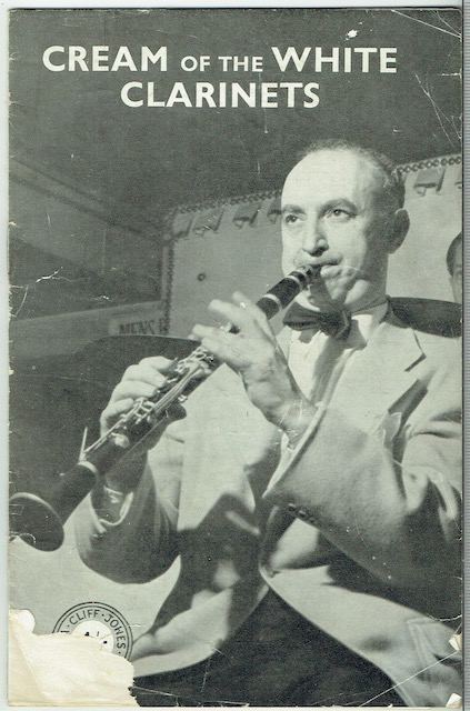 Image for Cream Of The White Clarinets