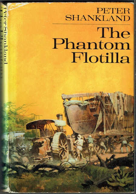 Image for The Phantom Flotilla: The Story Of The Naval Africa Expedition 1915-16