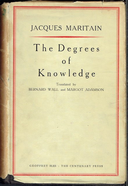 Image for The Degrees Of Knowledge