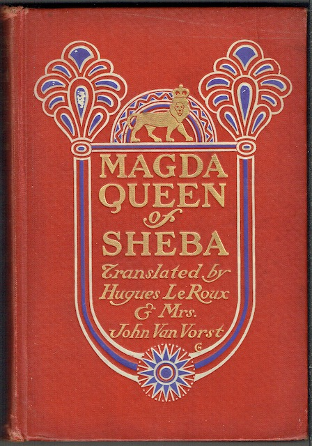 Image for Magda: Queen Of Sheba