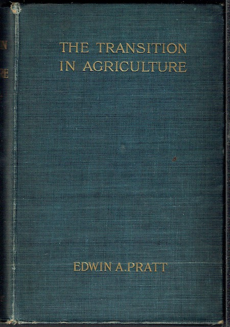 Image for The Transition In Agriculture