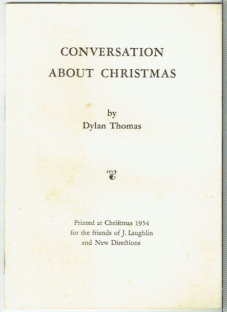 Image for Conversation About Christmas