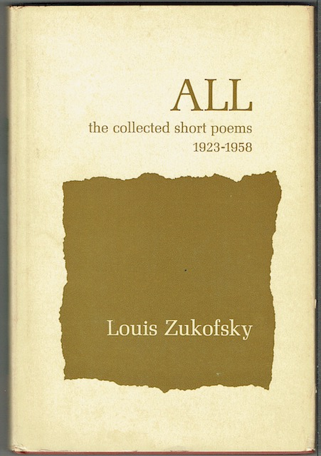 Image for ALL the collected short poems 1923-1958
