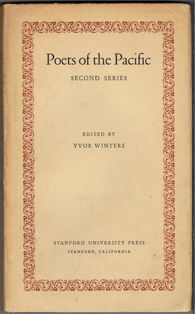 Image for Poets Of The Pacific: Second Series