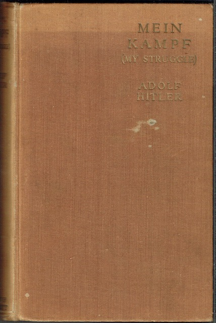 Image for Mein Kampf (My Struggle)