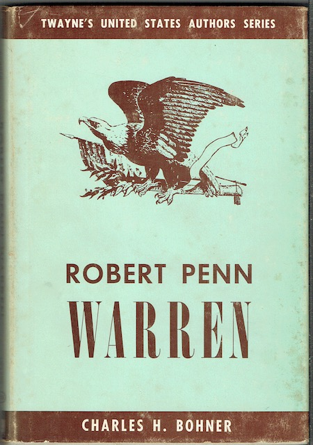 Image for Robert Penn Warren (Signed)