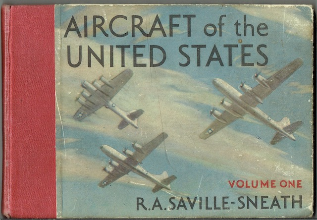 Image for Aircraft Of The United States Volume One