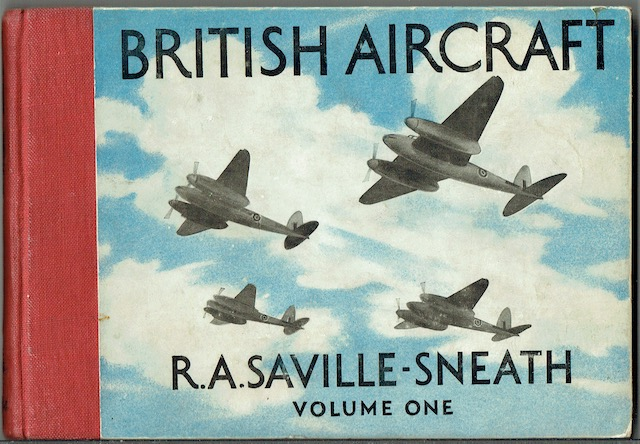 Image for British Aircraft Volume One