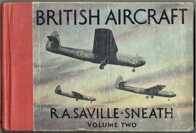 Image for British Aircraft Volume Two