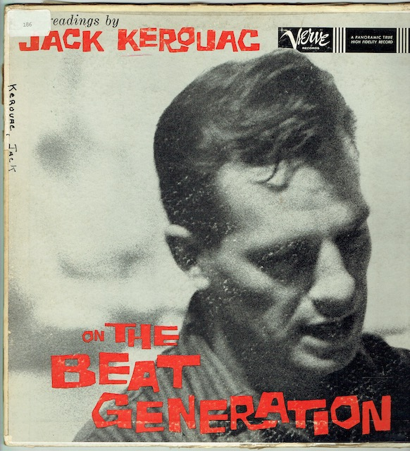 Image for Readings By Jack Kerouac On The Beat Generation