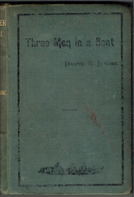 Image for Three Men In A Boat (To Say Nothing Of The Dog)