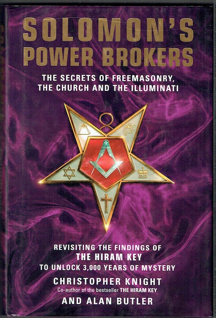 Image for Solomon's Power Brokers: The Secrets Of Freemasonry, The Church And The Illuminati