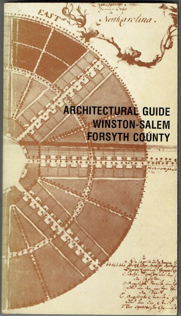 Image for Architectural Guide: Winston-Salem, Forsyth County