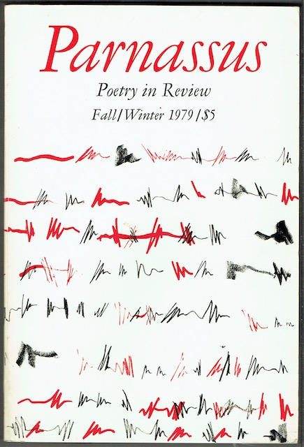 Image for Parnassus: Poetry In Review Fall/Winter 1979. Volume 8, No. 1. (Signed by Donald Davie)