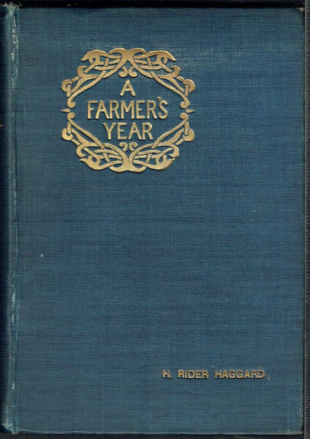 Image for A Farmer's Year Being His Commonplace Book For 1898