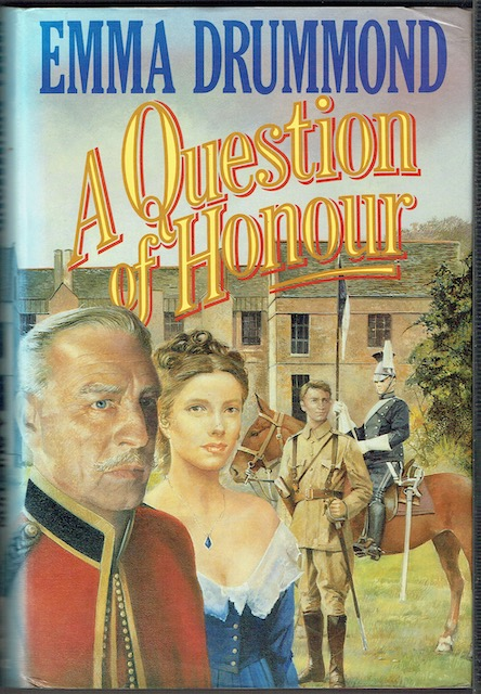 Image for A Question Of Honour