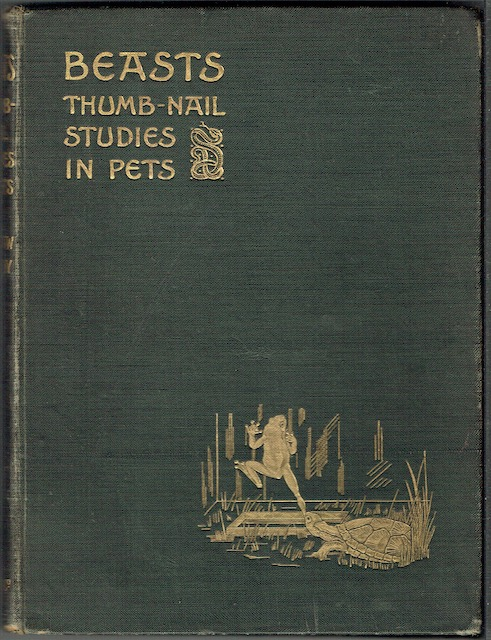 Image for Beasts: Thumb-Nail Studies In Pets