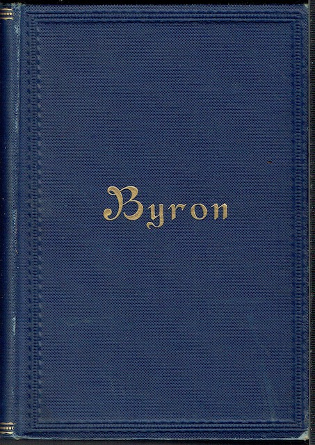Image for The Poetical Works Of Lord Byron