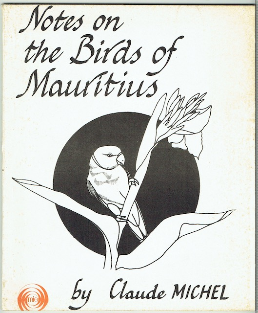 Image for Notes On The Birds Of Mauritius