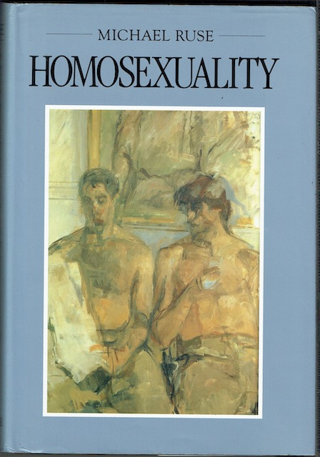 Image for Homosexuality: A Philosophical Enquiry