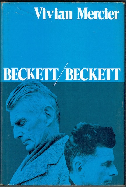 Image for Beckett/Beckett (Signed by Donald Davie)