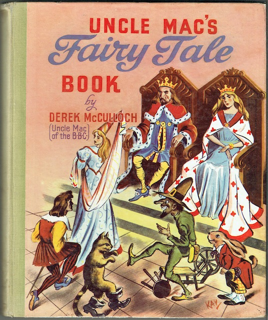 Image for Uncle Mac's Fairy Tale Book