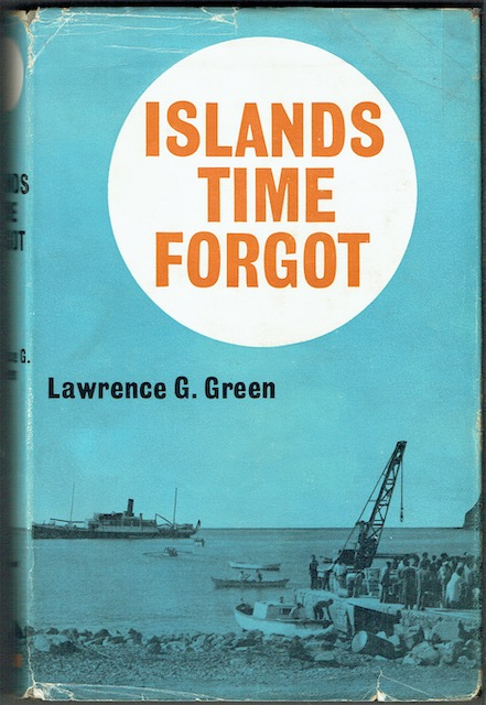Image for Islands Time Forgot
