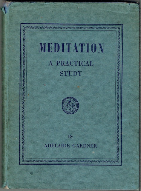 Image for Meditation: A Practical Study With Exercises