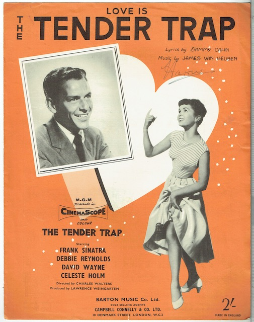 Image for Love Is The Tender Trap