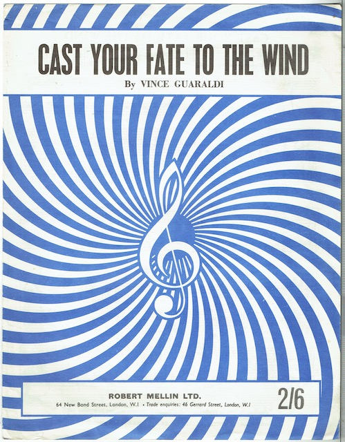 Image for Cast Your Fate To The Wind