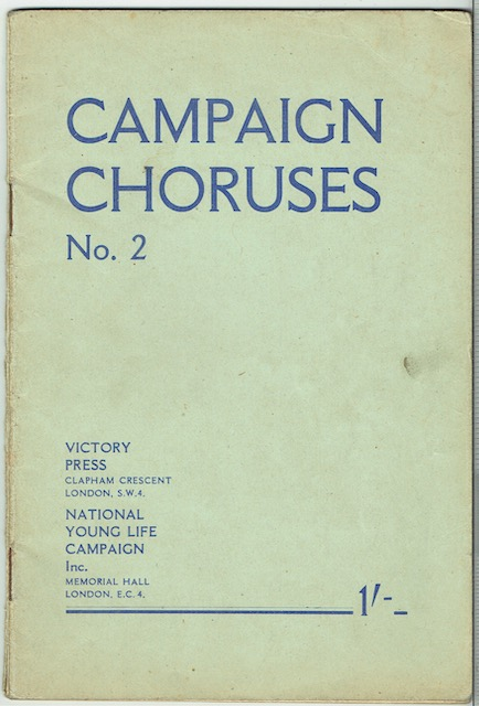 Image for Campaign Choruses Number Two